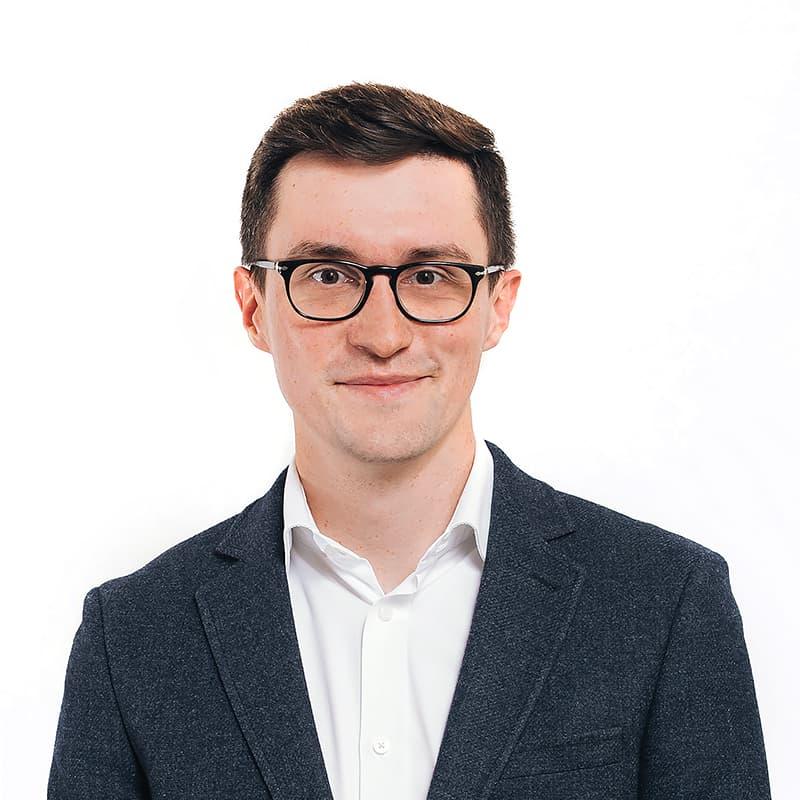 Krzysztof Ostrowski Prezes Zarządu