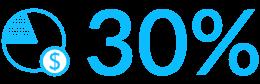 Znaczek oszczędności 30% - Luxon LED