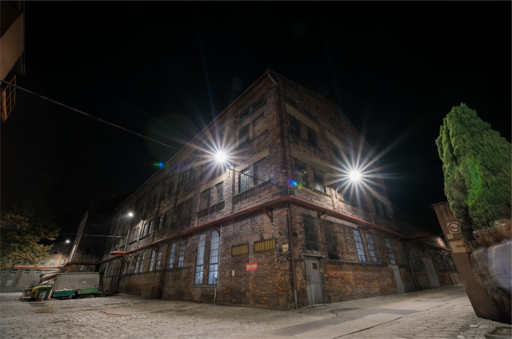 Budynek fabryki porcelany