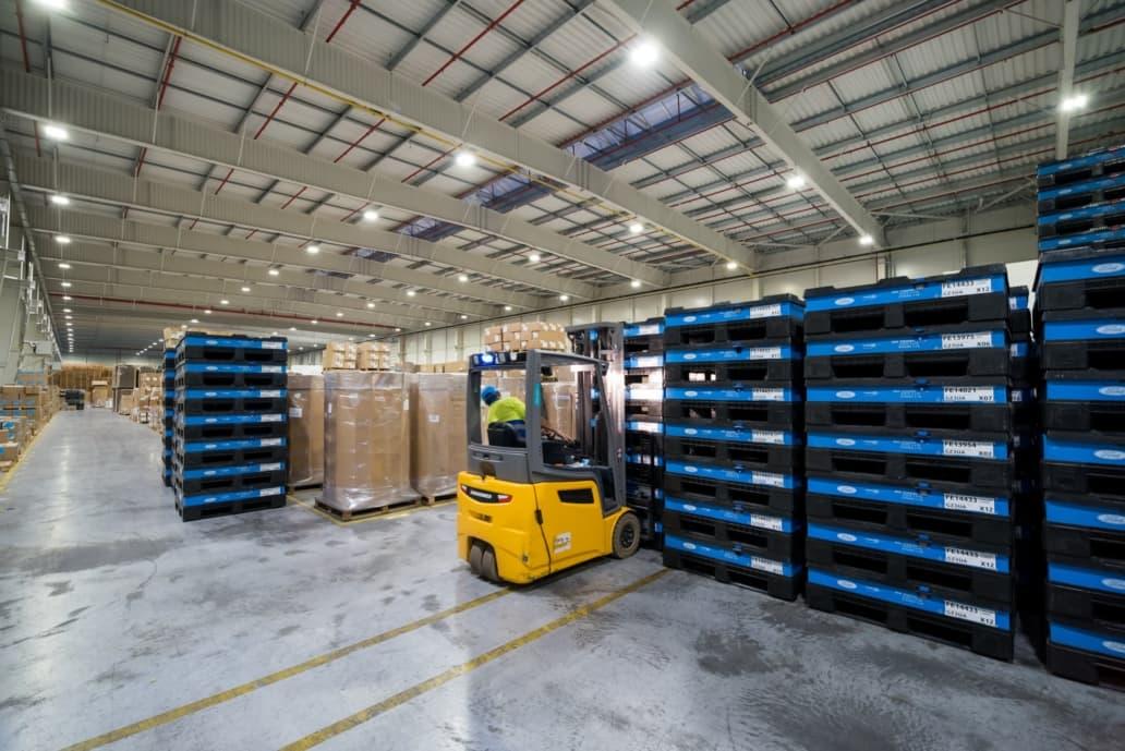 Oprawy przemysłowe Highbay w firmie Industrias Alegre - Luxon LED