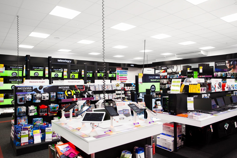 Podtynkowa oprawa Edge w sklepie Neonet - Luxon LED