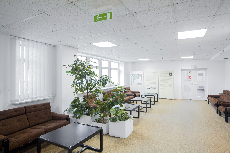 oświetlenie LED w Polskiej Akademii Nauk