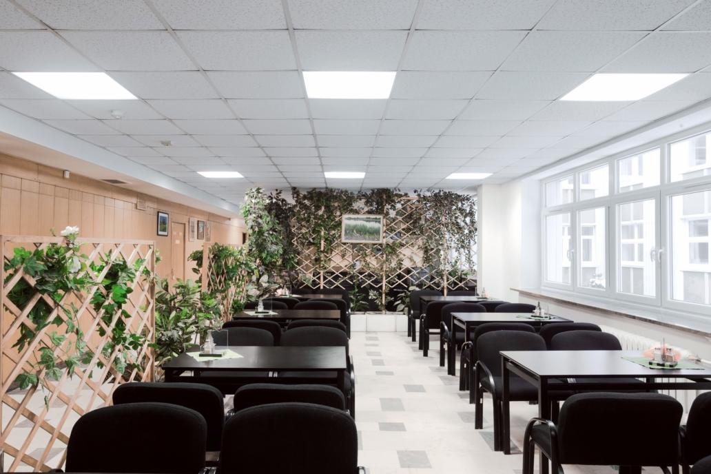 oprawy Edge w Polskiej Akademii Nauk