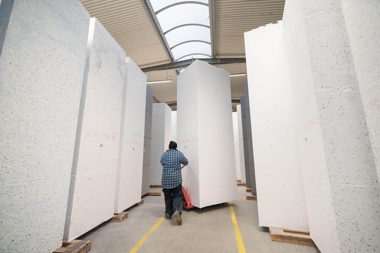 Firma Arbet po modernizacji oświetlenia na led - Luxon LED