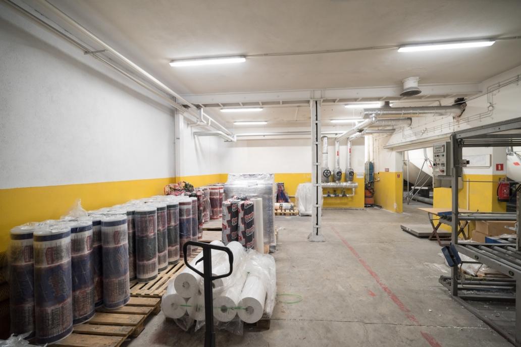 oprawy Industrial w firmie Arbet