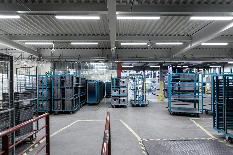 oprawy Industrial w firmie BSH