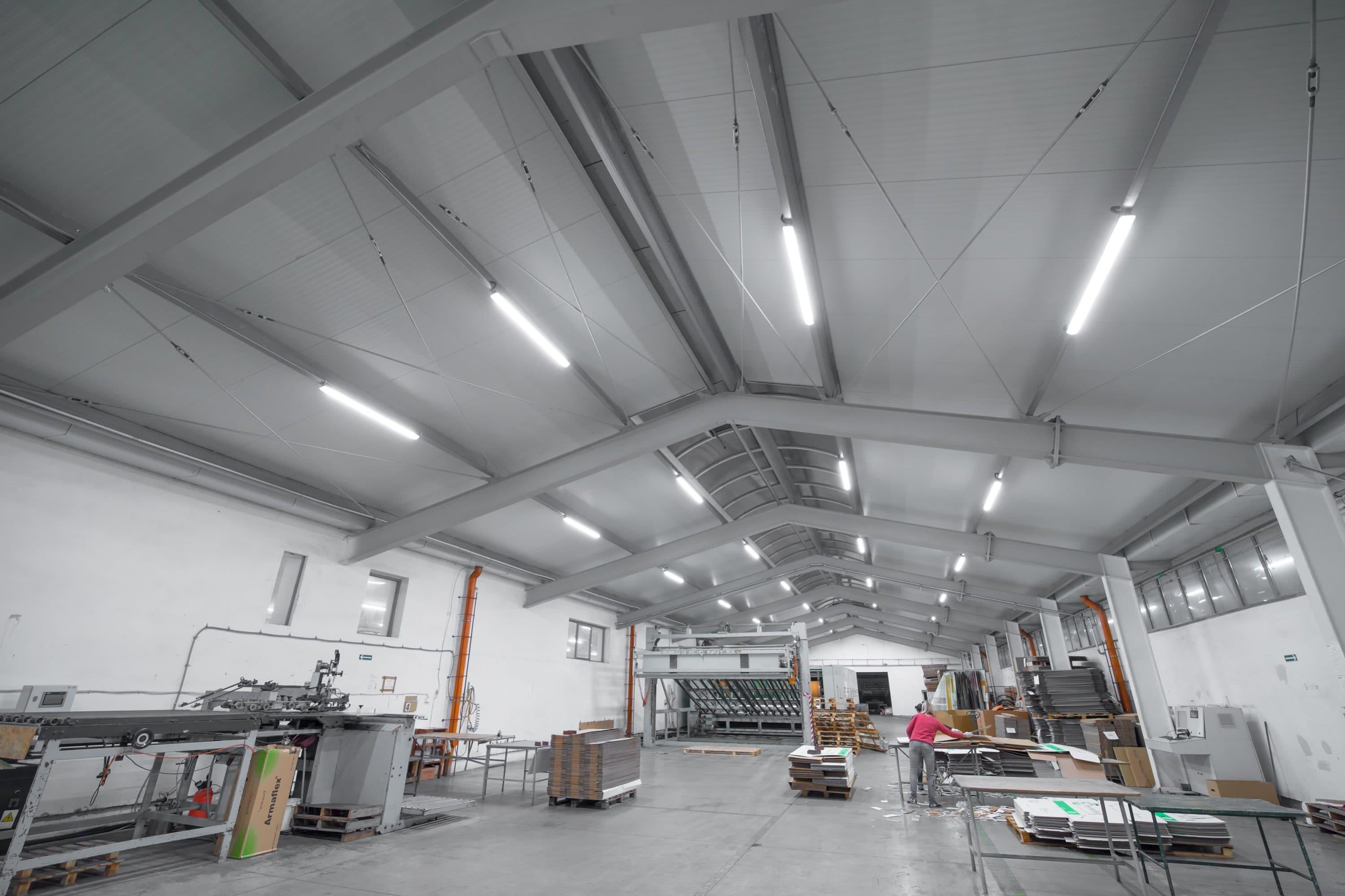 oprawy Industrial w firmie Jarpak