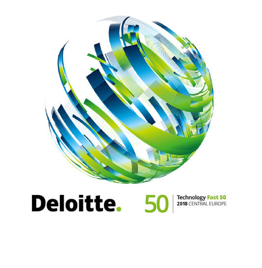 Logo Deloitte Fast 50 - Luxon LED